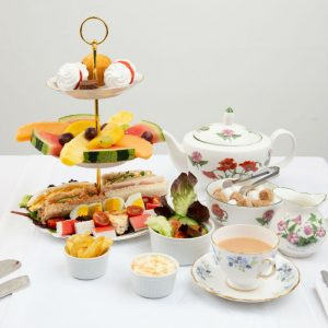 slimmers afternoon tea