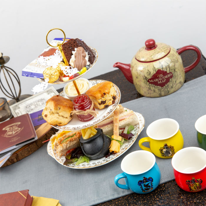 harry potter themed afternoon tea
