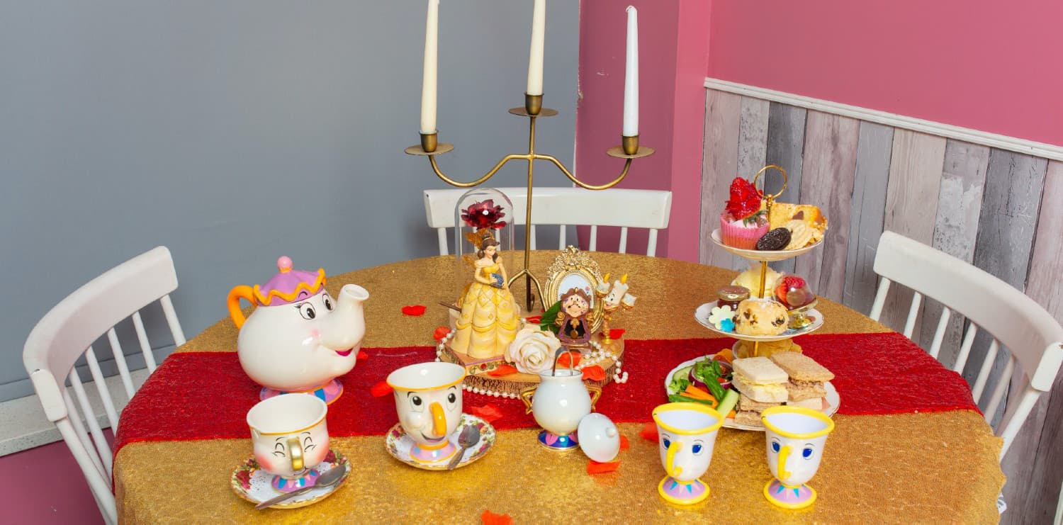 beauty and the beast afternoon tea-2